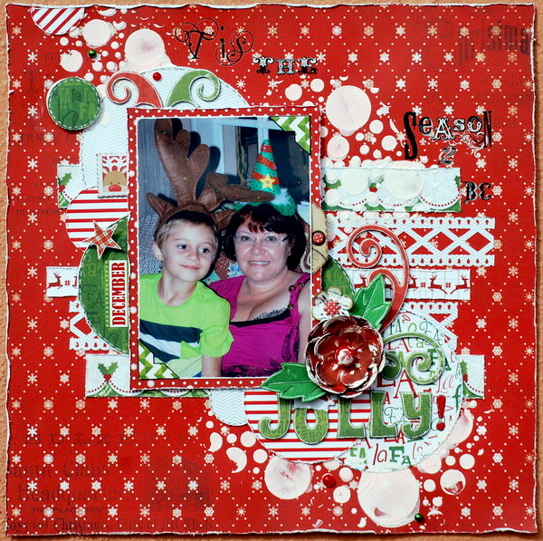 Tis the Season 2 be Jolly by Denise van Deventer