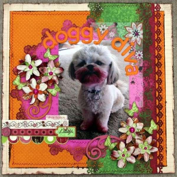 Doggy Diva by Debbie Sherman