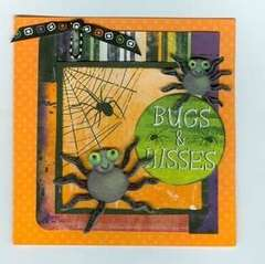 Bugs & Kisses Card
