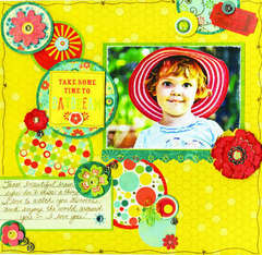 Introducing Hello Sunshine Collection from Bo Bunny