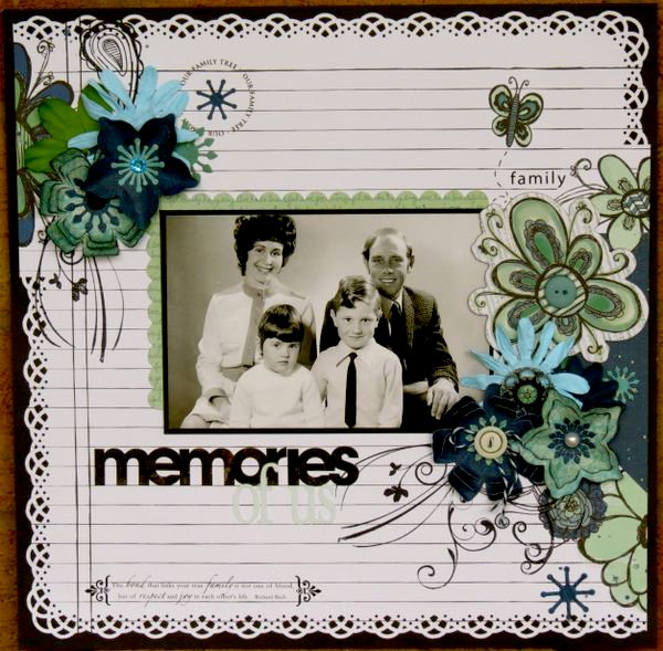 Memories of Us - Megan Gourlay