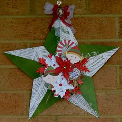 Elf Magic Christmas Ornament