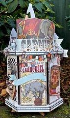 Carnival Carousel by Megan Gourlay