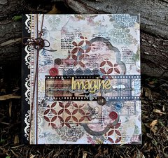 Misc Me Stamp Storage Folder by Megan Gourlay