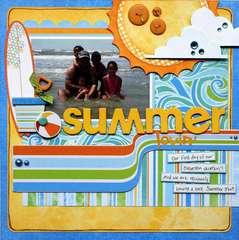 Summer Lovin' by Frances Sylva