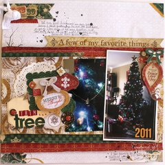 Trim the Tree by Bernii Miller