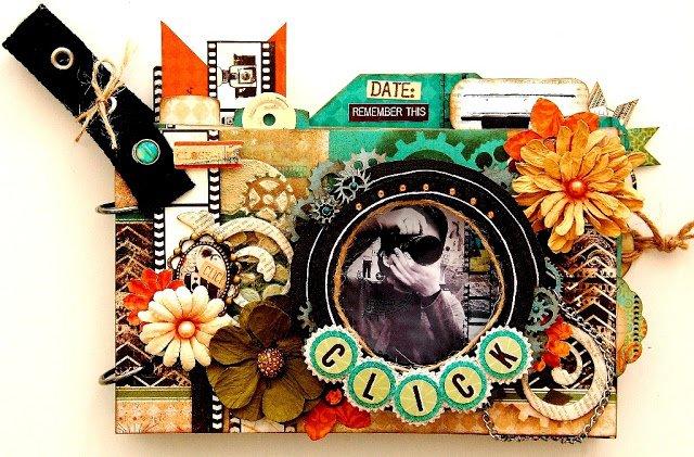 Click by Irene Tan featuring Mama-Razi2 from Bo Bunny