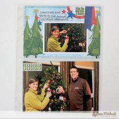 BoBunny Elf Magic Misc Me Document December Album by Juliana Michaels