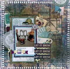 Let It Snow by Lynn Shokoples