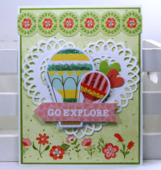 Go Explore Card