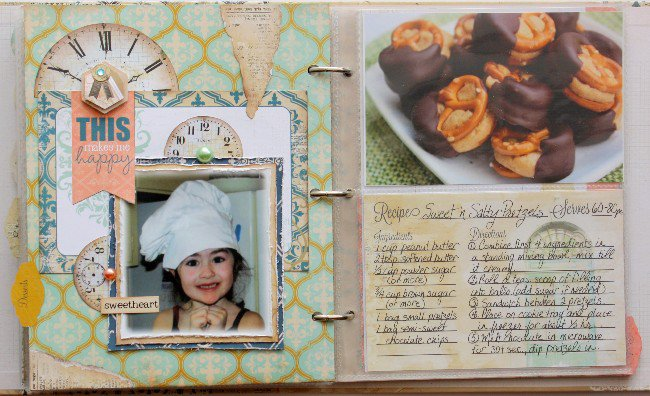Misc Me Recipe Book by Gabrielle Pollacco
