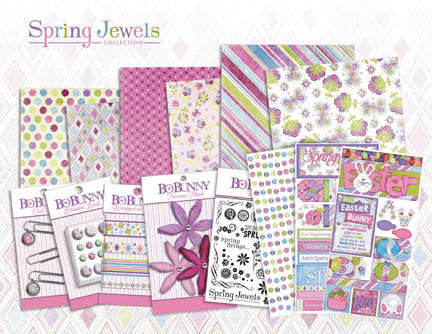 Spring Jewels Collection by Shabby Princess