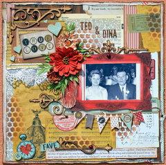Ted & Dina by Denise van Deventer