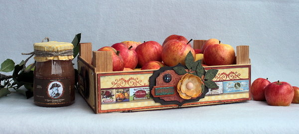 Urika Apple Tray