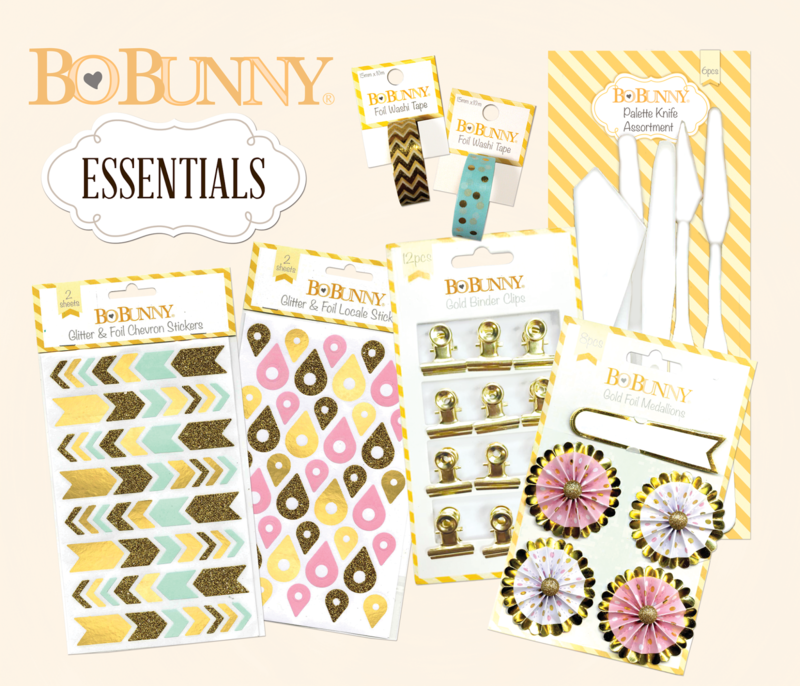 Brand New Bo Bunny Essentials