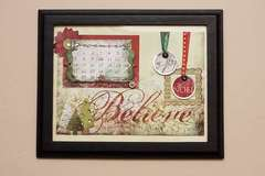 Believe Wall Frame