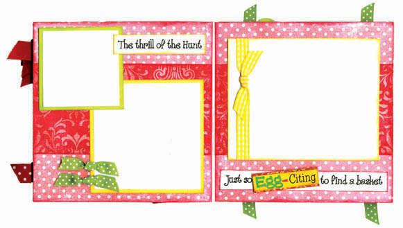 Inside Easter Book