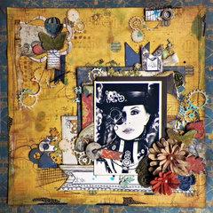 Steampunk- Lisa Novogrodski