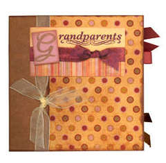 Grandparents 6x6 Board Book Class Kit