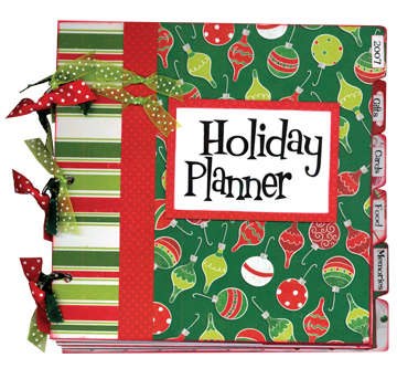 Holiday Planner Class Kit