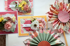 Spring Invitations with Aryia's Garden
