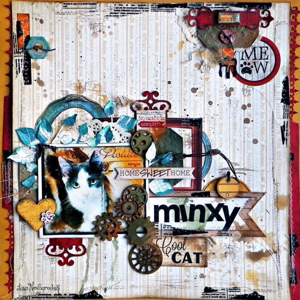 Meow - Lisa Novogrodski