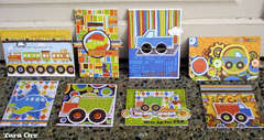 On The Go Card Kit by Tara Orr