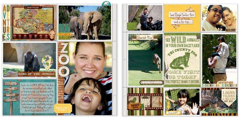 Safari Misc Me pages
