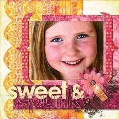Sweet & Spunky