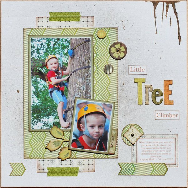 Little Tree Climber