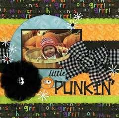 Little Punkin'
