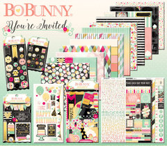 Bo Bunny You're Invited Collection