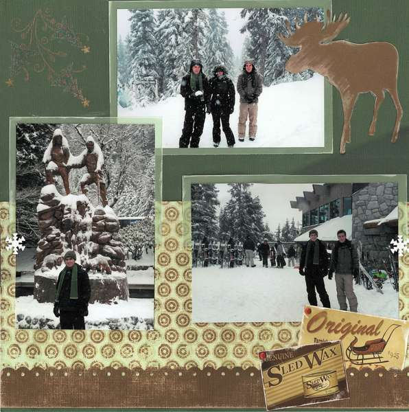 Grouse Mountain page 2
