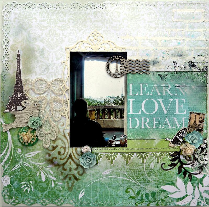 Learn Love Dream