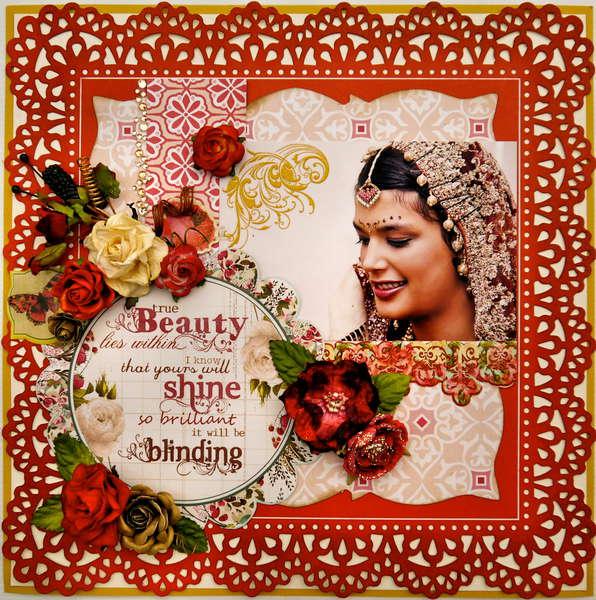True Beauty Lies Within.....