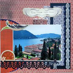 Villa D'Este, Lake Como-Italy