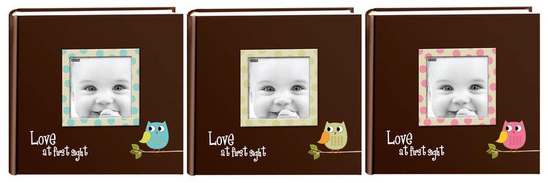 Baby Owl Photo Albums