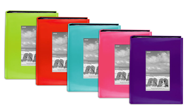 Bright Color Frame Photo Albums