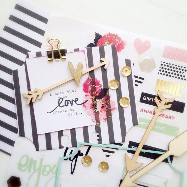 Check out what the Heidi Swapp Media Team has been posing on FB with her Memorydex Collection