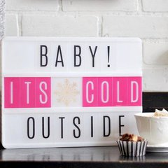 Lots of Heidi Swapp Lightbox Inspiration found on Facebook