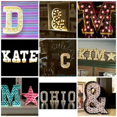 What will you make with the new Heidi Swapp Marquee Love Letters?