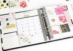 Heidi Swapp's Most Beautiful Memory Planner