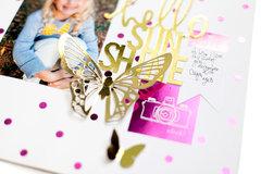 Hello Sun Shine by Heidi Swapp