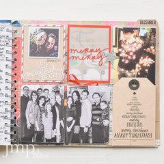 December Memories by Heidi Swapp Media Team Member Jamie Pate