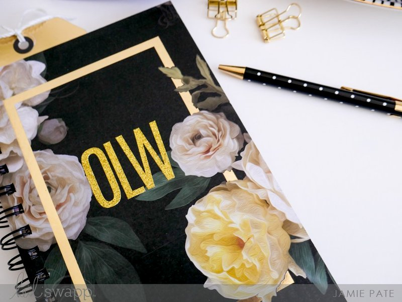 Magnolia Jane DIY Notebook