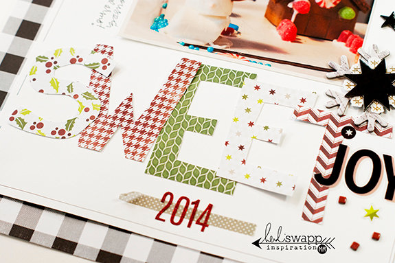 A Little Heidi Swapp Oh What Fun Christmas for You by Maggie Massey
