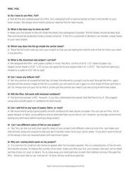 Heidi Swapp Minc FAQs