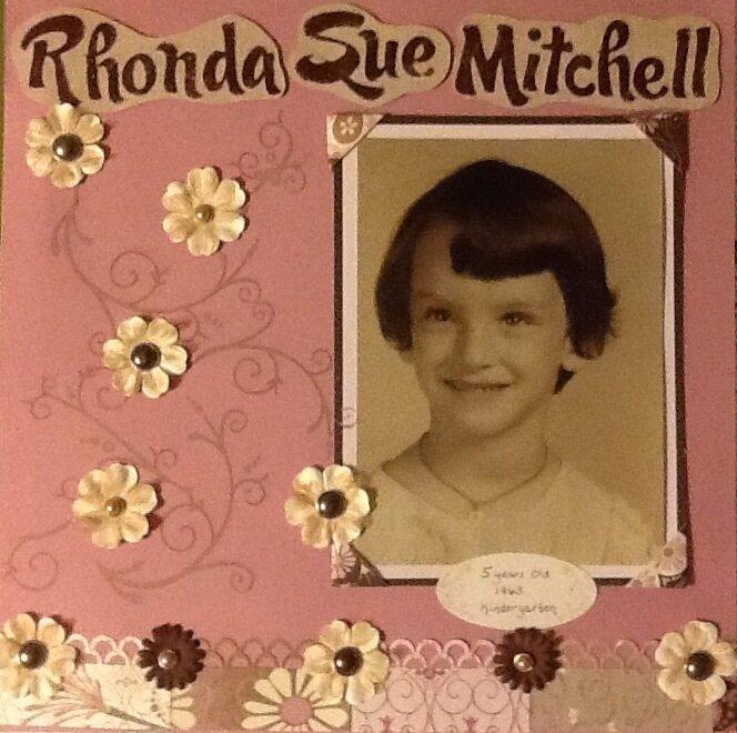 Rhonda Sue Mitchell