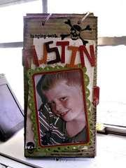 Hanging with Austin - Cardboard Mini