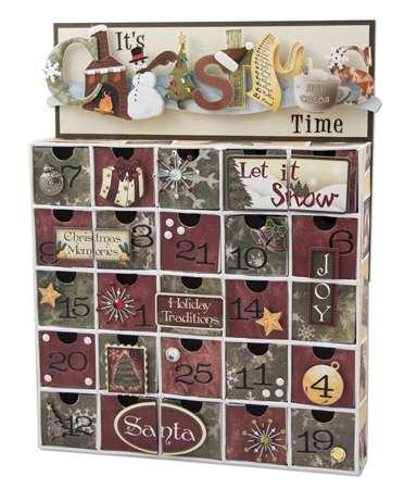 2009 Christmas Advent Calendar